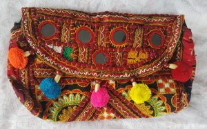 Banjara Aaeena Clutch Bag