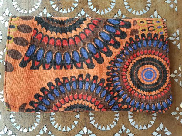 Mandala Purse Orange