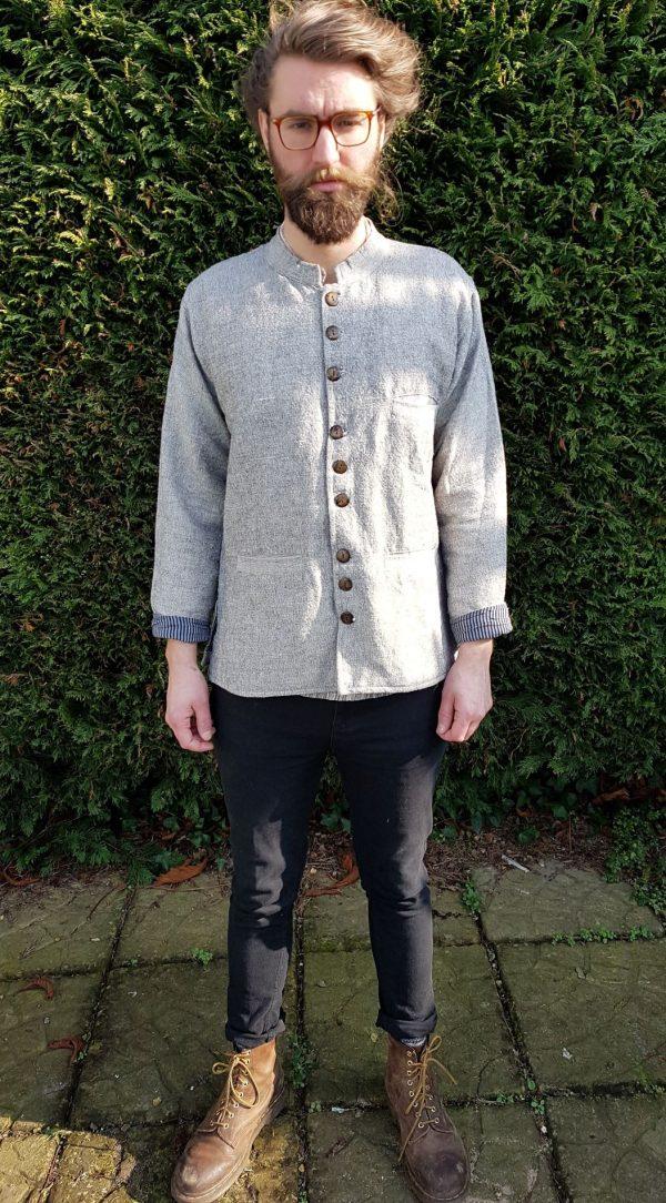 Nehru Jacket Grey