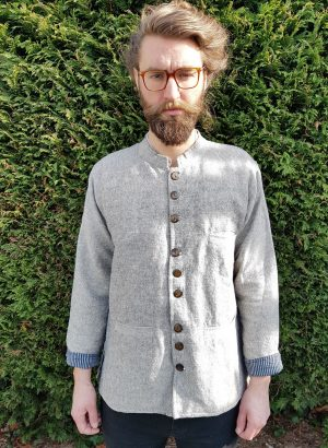 Nehru Jacket Grey