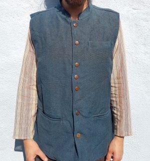 Nehru Blue