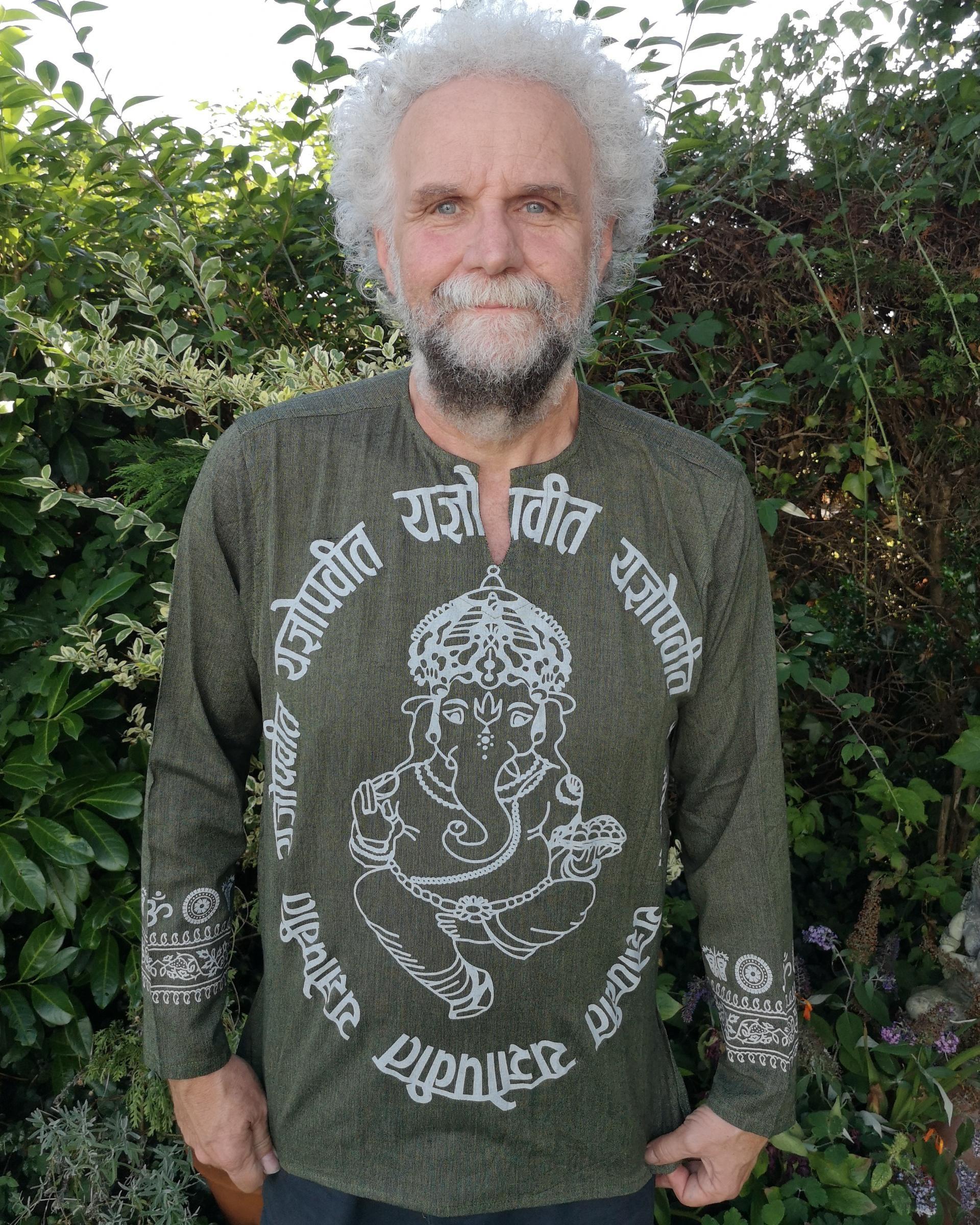 Ganesh Shirt Khaki