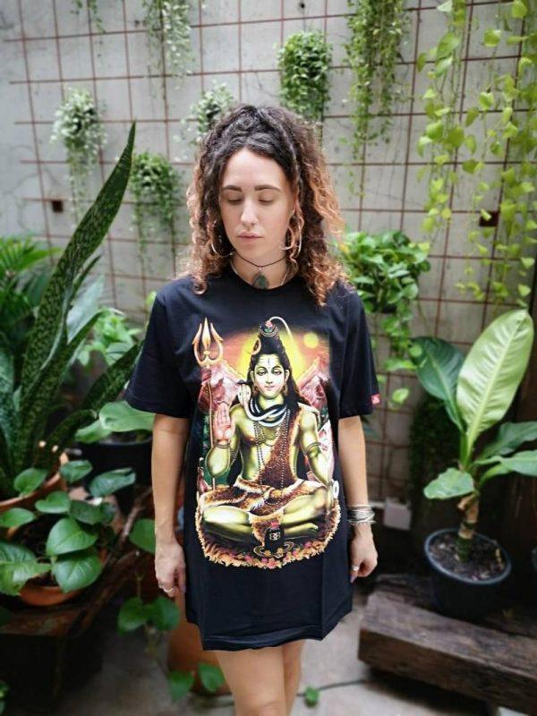 Hindu Shiva T-shirt