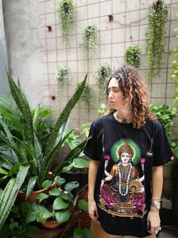 Hindu Lakshmi T-shirt