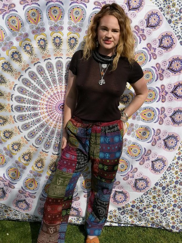 Patchwork OM Trousers