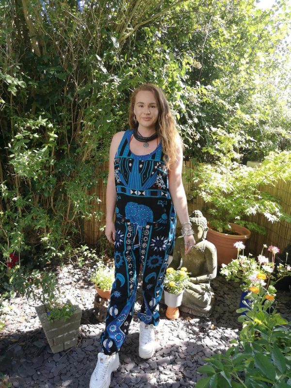 Celestial Dungarees