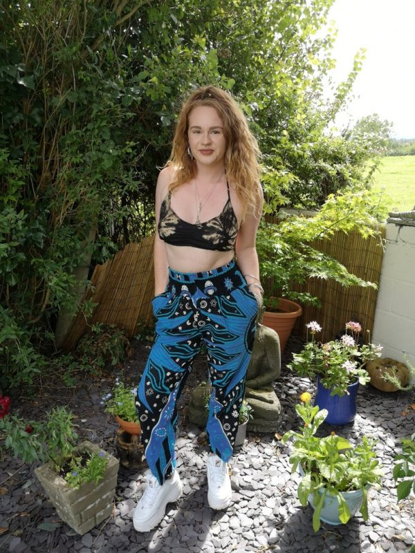 Celestial Trousers Blue