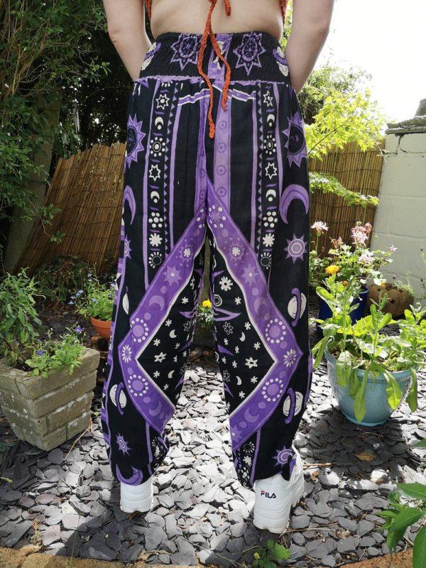 Celestial Trousers Purple