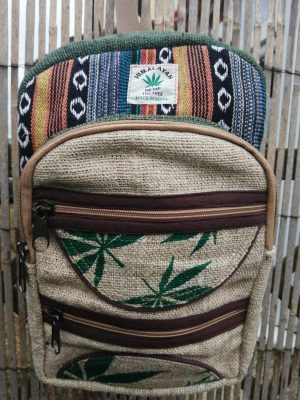 Hemp Backpack Dope