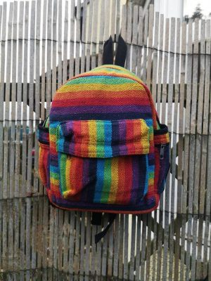 Backpack Rainbow Mini