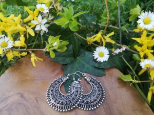 Lakshmi Earrings