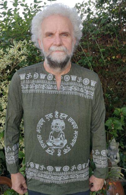 Buddha Shirt Khaki
